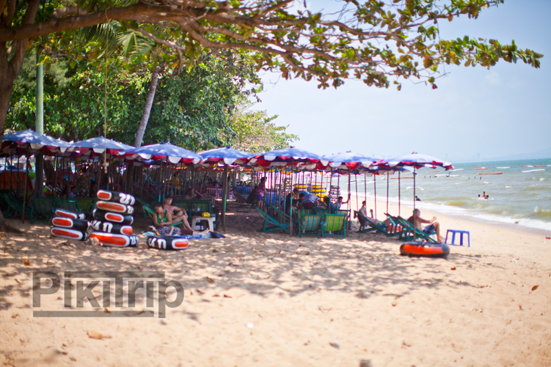 пляж Джомьтен Паттайя