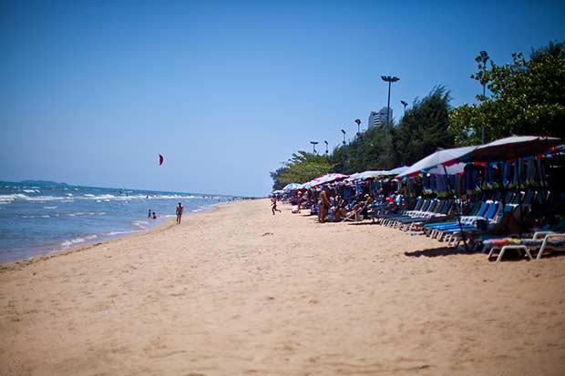 пляж Донгтан фото