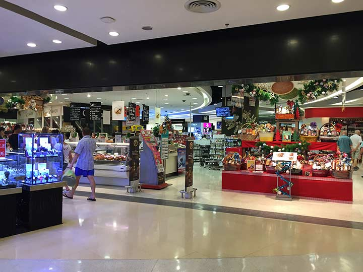 Торговый центр Централ Фестиваль в Паттайе