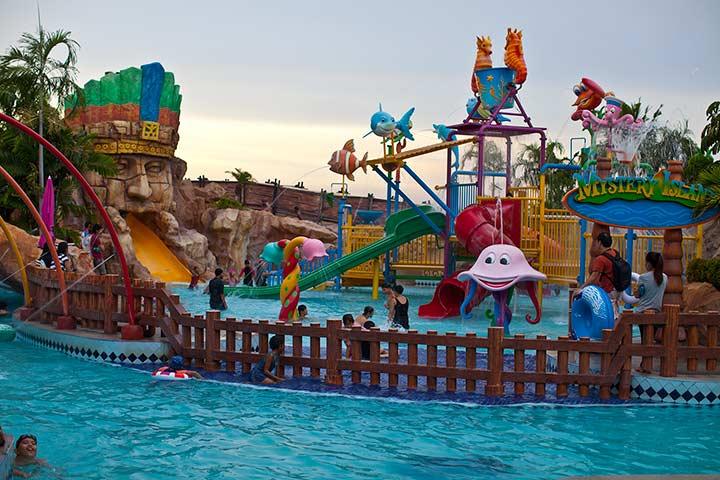 аквапарк в Бангкоке  Fantasia Lagoon (фантазия лагуна фото)