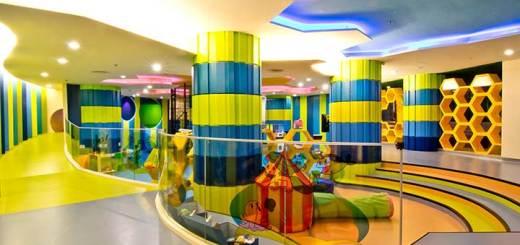 детская комната в Роял Клифф Паттайя