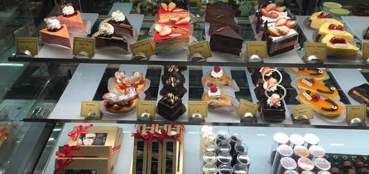 Cамые вкусные десерты в Паттайе - кофейня La Baguette