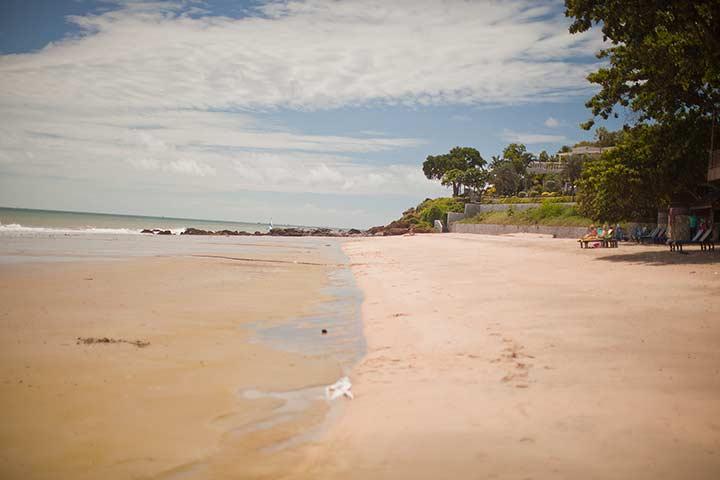 Лучший пляж в Паттайе фото