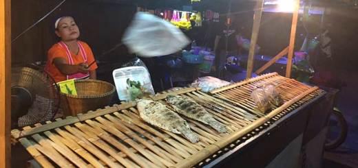 рынки Паттайи - фото
