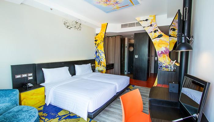 Отель Сиам Сиам Паттайя