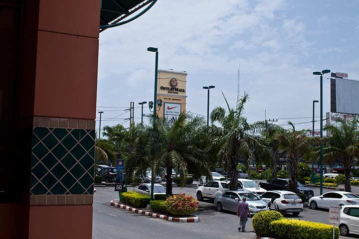 Аутлет в Паттайе - Оutlet Pattaya фото