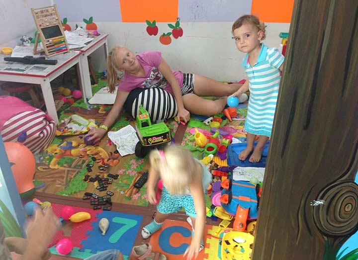 детская комната во фрейзерс
