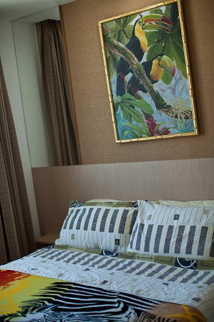 спальня в Парадайз кондо фото