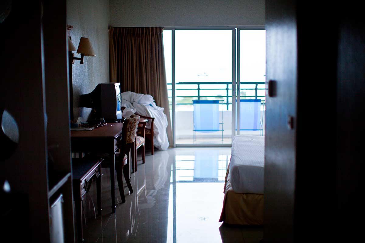 фото номера в отеле Паттайя Парк