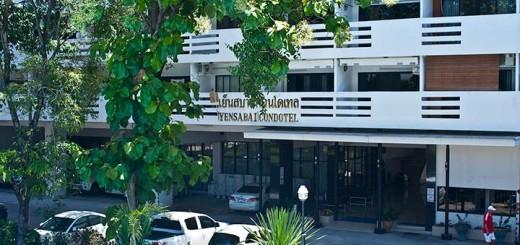 енсабай кондо квартира в центре Паттайи в аренду фото