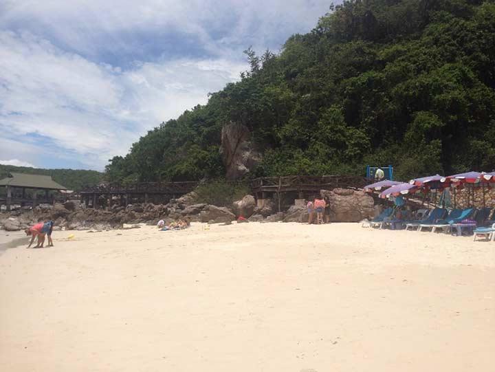 Пляж Сангвана фото и отзывы