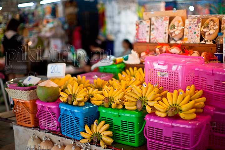 рынок отеля Амбассадор Джомтьен - фото