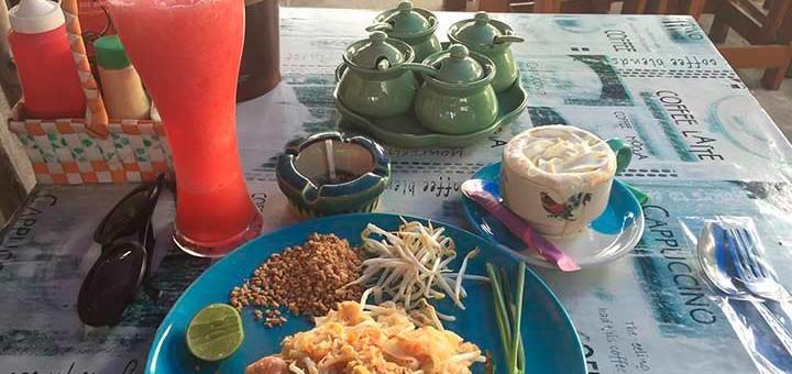 Еда в Паттайе - где поесть в Паттайе дешево?