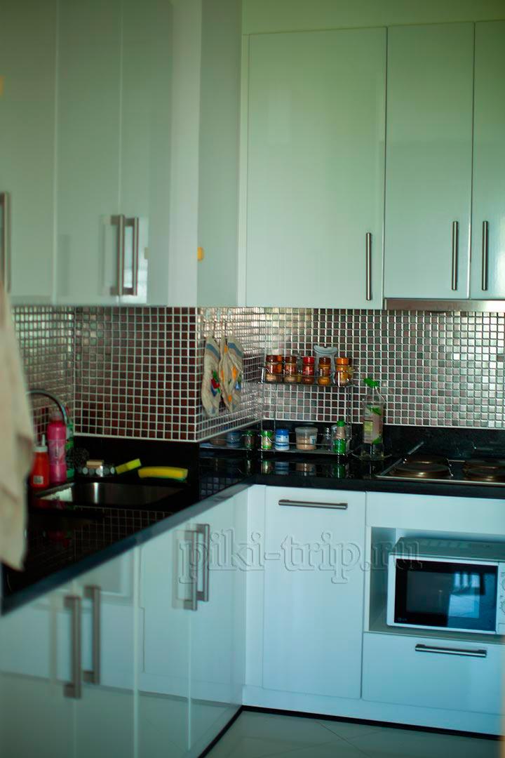 кухня в Дамйонде