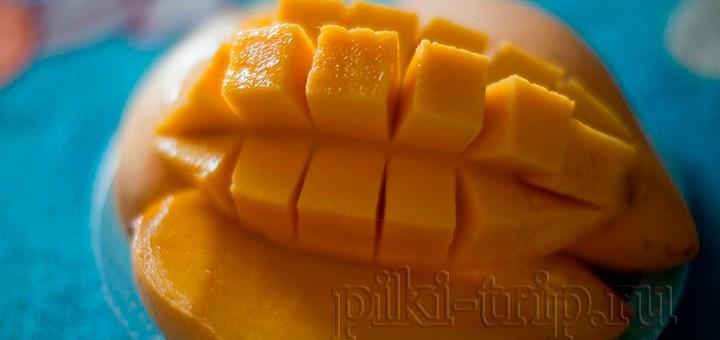 манго цены в Тайланде