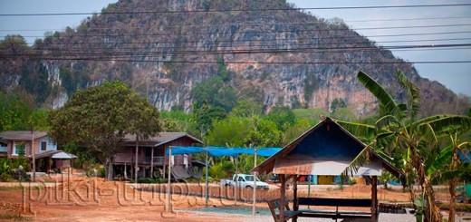 водопад Кхао Ча Мао фото