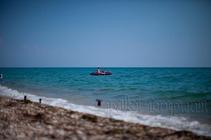 пляжи Евпатории фото и отзывы