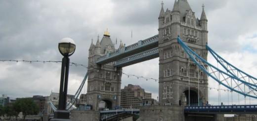 Лондон: Тауэрский мост (фото)