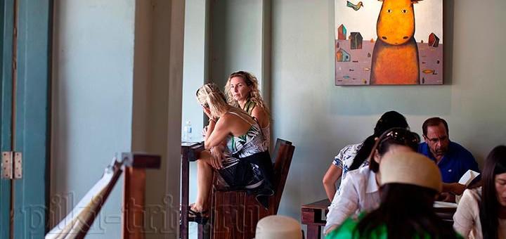 где поесть в Бангкоке фото кафе