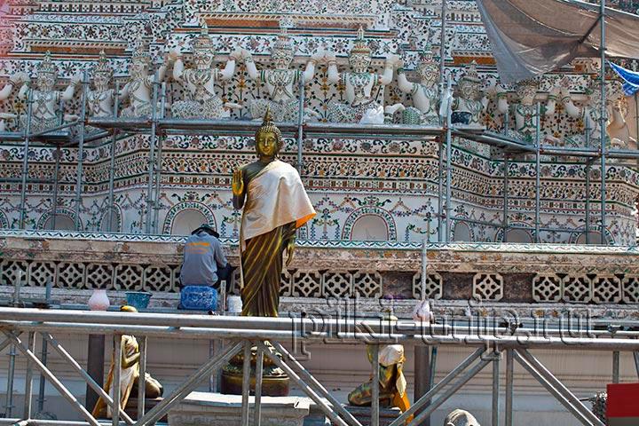 Ват Арун - храм утренней зари фото
