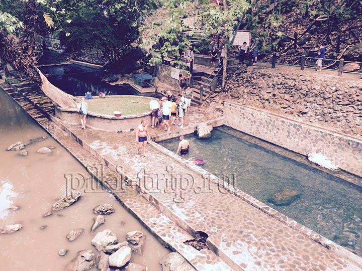 радоновые ванны фото