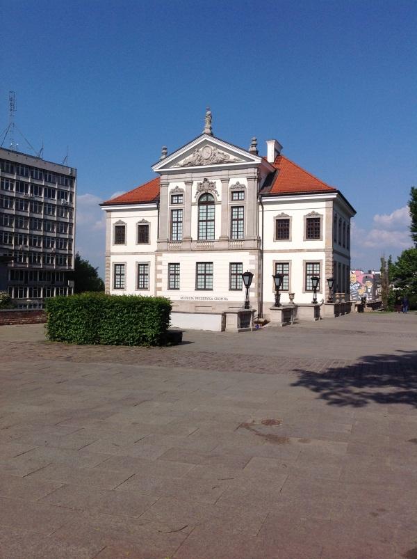 Варшава: музей Фредерика Шопена (фото)