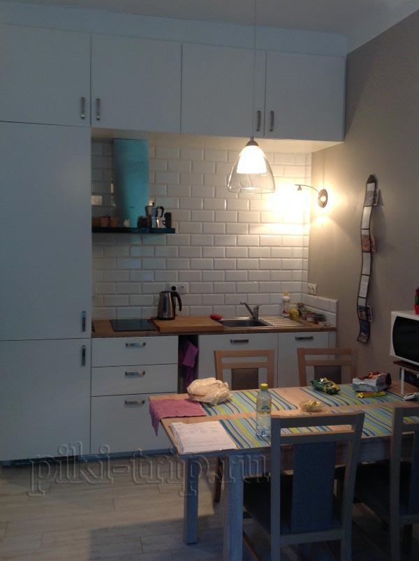 Кухня и столовая (фото)