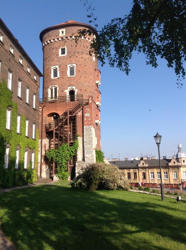 Королевский дворец Вавель в Кракове (фото)
