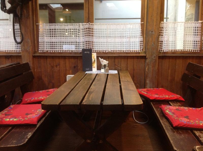 """Ресторан """"Хлопске Ядло"""" в Кракове (фото)"""
