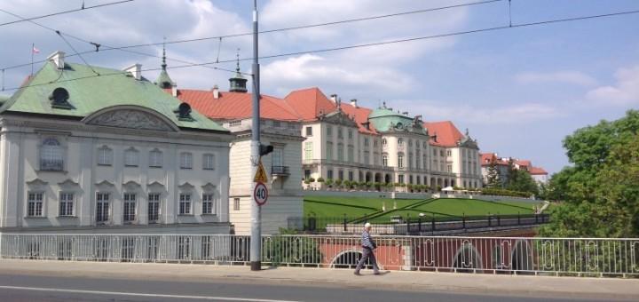 Варшава. Старый город (фото)