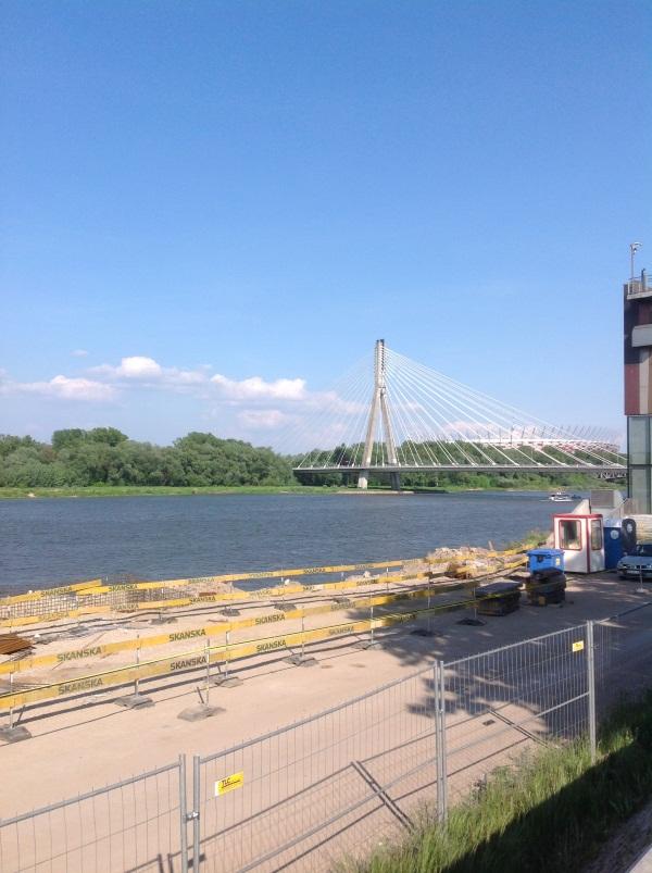 Варшава — город на Висле (фото)