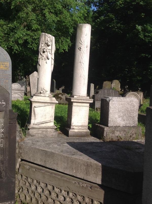 Краков достопримечательности: Новое еврейское кладбище (фото)