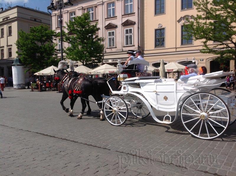 Что посмотреть в Кракове за один день? День 1й