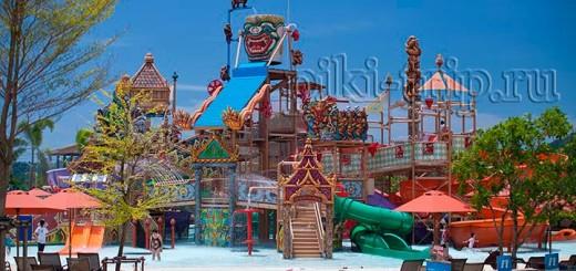 Ramayana Рамаяна новый аквапарк в Паттайе фото и отзыв