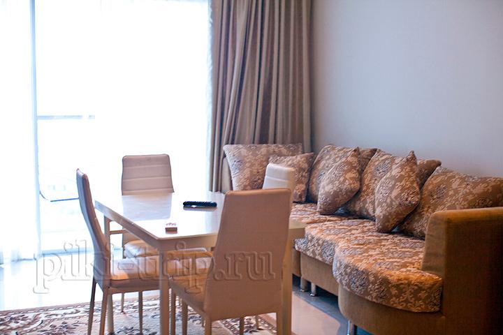 квартира 1-бедрум на 8 этаже Нам талай фото