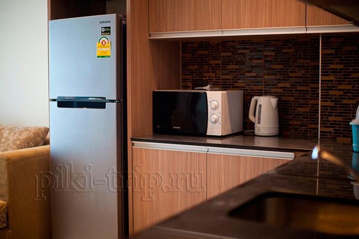 кухня в Нам Талай фото