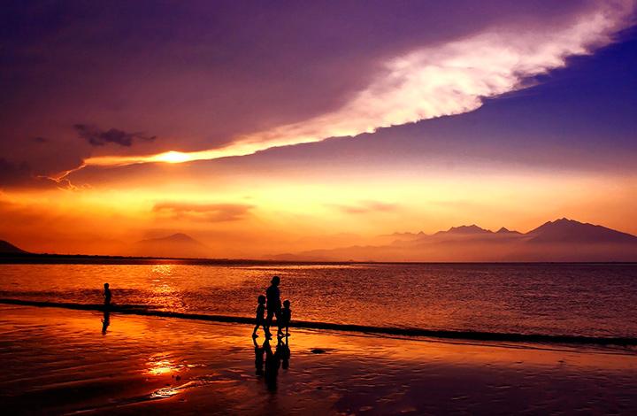 закаты во вьетнаме