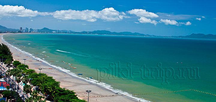 Куда поехать в Тайланде - популярные курорты фото