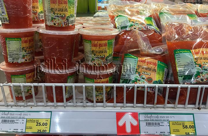суки соус тайский фото