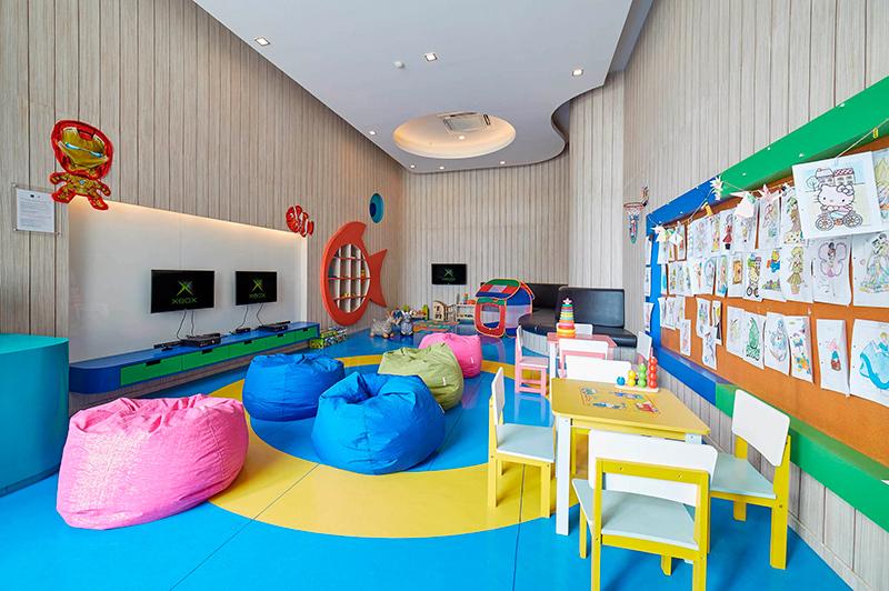 Новотель камала детская комната