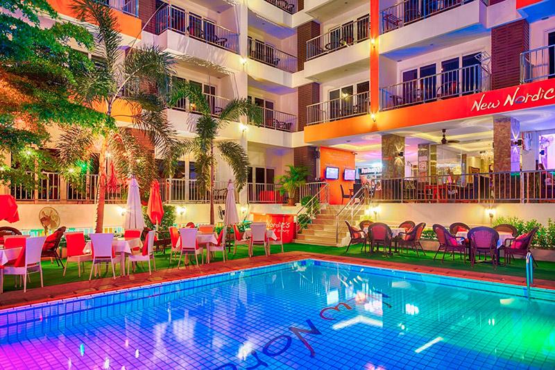 Нью Нордик - один из лучших в Паттайе отелей