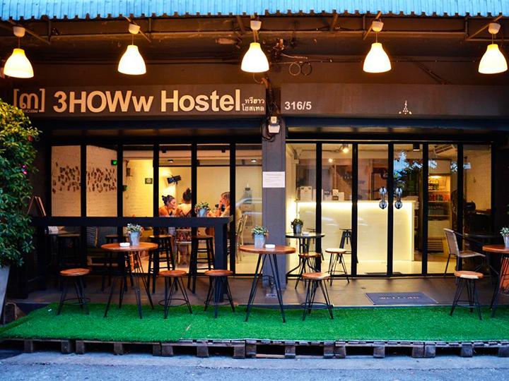 Хостел в центре Бангкока на Каосан роад