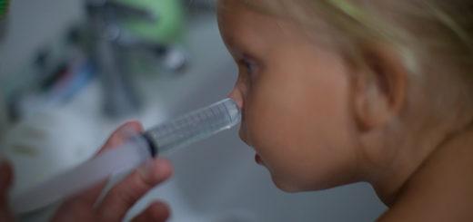 промывание носа ребенку как приготовить раствор в домашних условиях
