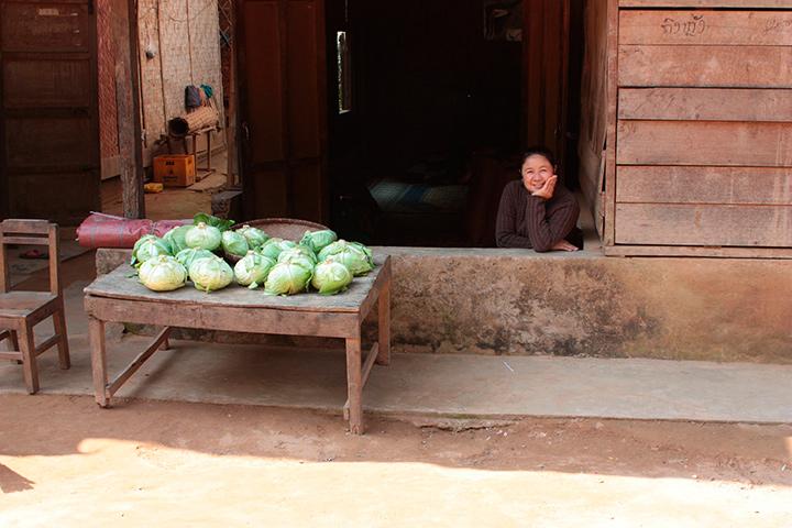 Столица Лаоса - Вьентьян - За визой в Лаос