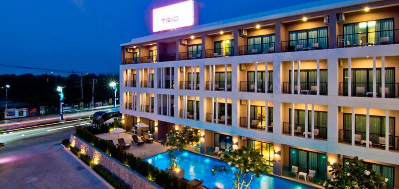 Лучшие отели на севере паттайи цены отзывы обзоры