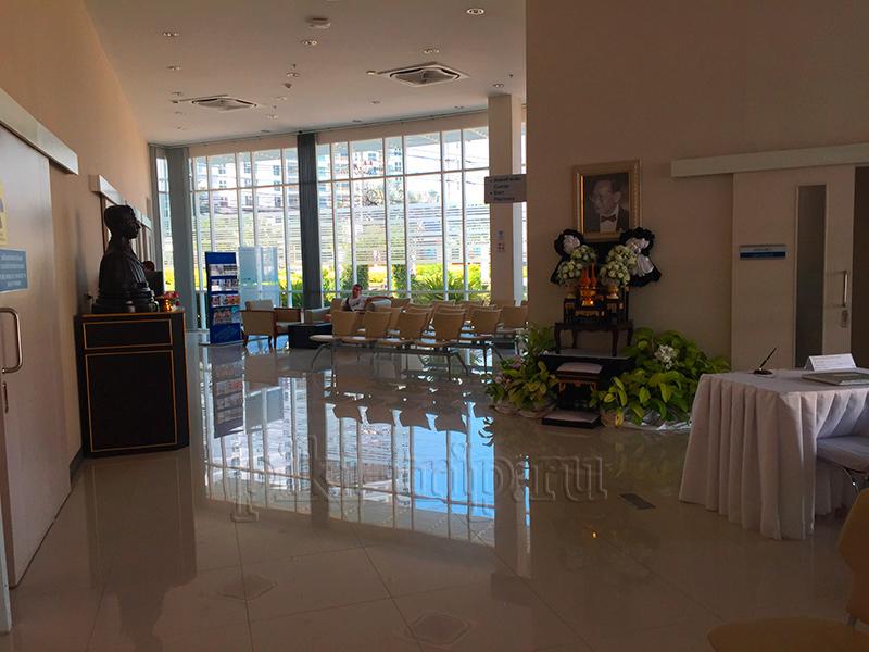 внутри Бангкок Паттайя клиник