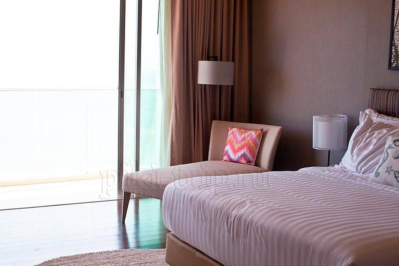 Спальня Мовенпик президентский люкс