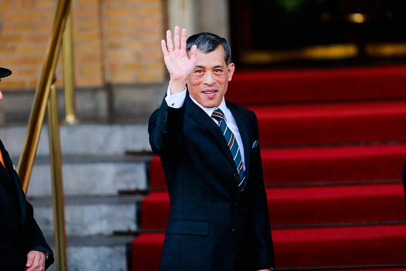 Новый король Тайланда - Маха Вачиралонгкорн