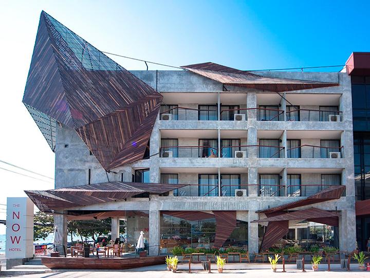 Отель Now на Джомтьене