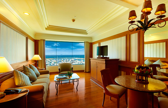 оушен-марина 5 звезд отель в Паттайе